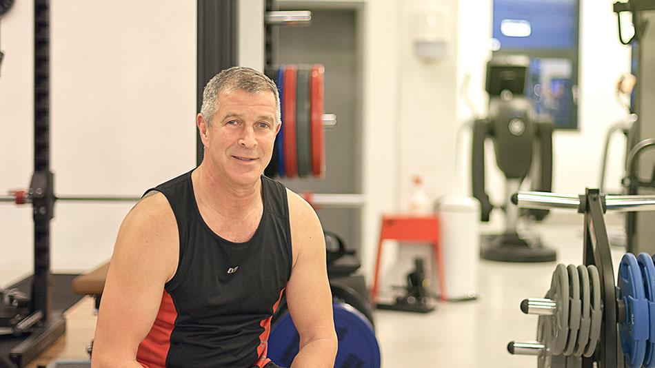 Knut Müller ist Teil unseres Teams, denn im Campus Sports Club Saarbrücken werdet Ihr von geschultem Personal betreut, das genau weiß, worauf es ankommt.