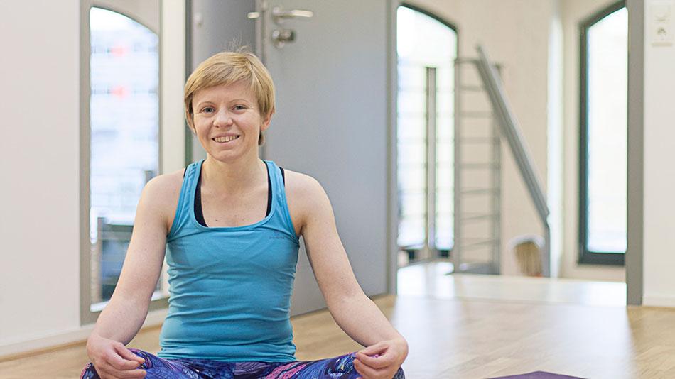 Martina Honecker ist Teil unseres Teams, denn im Campus Sports Club Saarbrücken werdet Ihr von geschultem Personal betreut.