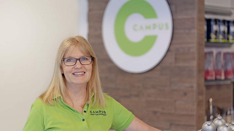 Ulrike Wagner - Unsere Profis | Campus Sports Club Saarbrücken