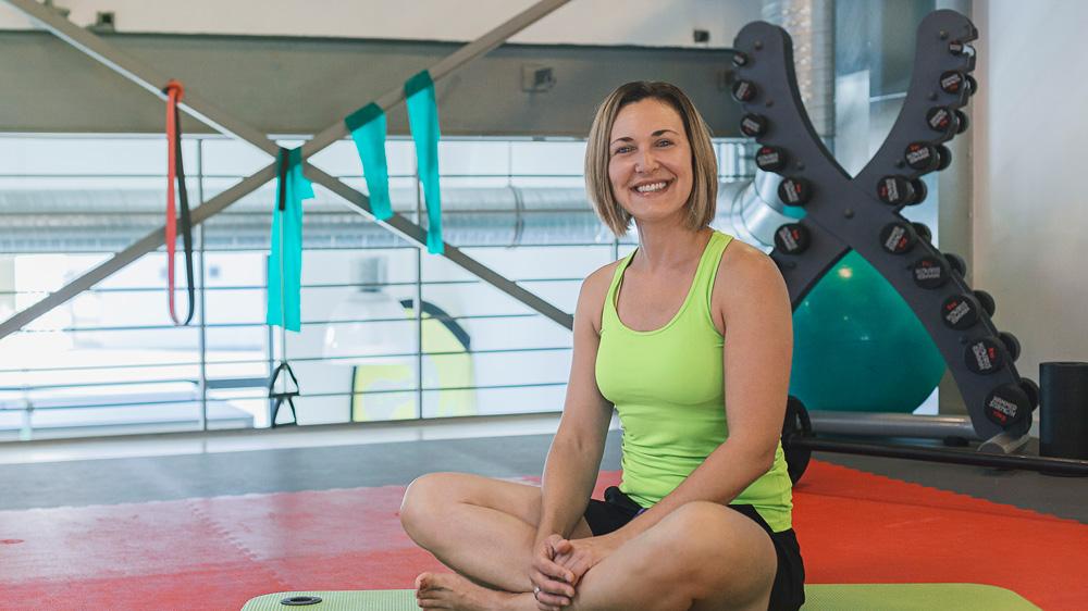 Melanie Janetscheck ist Teil unseres Teams, denn im Campus Sports Club Saarbrücken werdet Ihr von geschultem Personal betreut.
